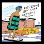Focus on Health, not the Scale!